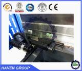 WC67YシリーズCNC油圧出版物ブレーキ鋼鉄曲がる機械