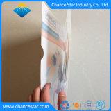 Couleur personnalisée Plastique imprimé PP L Dossier de fichier de forme