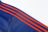 2018 Copa do Mundo de Futebol equipas nacionais Zipper Jacket
