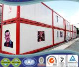 Camera prefabbricata del contenitore per il progetto dell'accampamento di estrazione mineraria universalmente