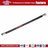 Usine FR853 SAE100 R1/1sn r2/2sn flexible en caoutchouc hydraulique