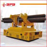 Automobile non cingolata motorizzata di maneggio del materiale di alta efficienza per il carico di trasferimento
