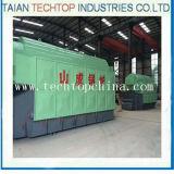 Caldeira de vapor industrial da eficiência mais elevada na indústria