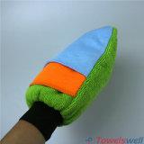 Многофункциональная перчатка мытья автомобиля Microfiber