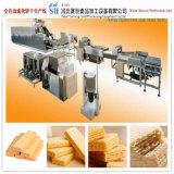Riga automatica di Produciton del biscotto della cialda della macchina di trasformazione dei prodotti alimentari di Saiheng