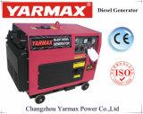 Type silencieux portatif utilisation à la maison économique Ym9500t de Yarmax 6.5kVA de générateur diesel