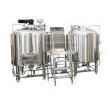 équipement de brassage de bière 300L utilisé Nano avec SGS