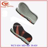 Sandalias calientes Outsole de la venta de las sandalias de los hombres únicas para hacer los zapatos