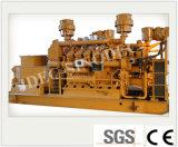 Produção combinada de calor e electricidade de energia 300kw gerador de Biogás de Gás Natural