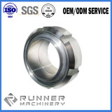 Auto personnalisé d'alimentation de la machinerie en aluminium/laiton/pièces d'usinage CNC en acier