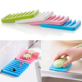 Différentes couleurs Eco Friendly Homehold Practical Silicone Soapbox