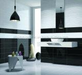 Baumaterial-reine Farben-hellgraue keramische Wand-Fliese-Dekoration-Küche-Wand-Fliese 100X400mm M1403