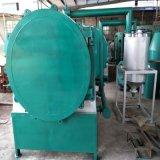 China-Karbonisierung-Ofen-Lieferanten-hölzerne Brikett-Holzkohle, die Maschine herstellt