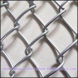 Maglia commerciale quadrata galvanizzata del quadrato della rete fissa di collegamento Chain della rete metallica