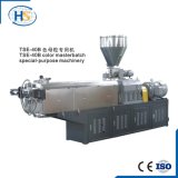 Granulador de alto rendimiento del compuesto del PE de los PP para hacer material funcional/del color/de relleno