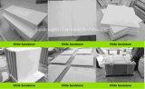 Белые хонингованные плитки песчаника/вымощать разделения/камин/фонтан/шаги