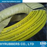 Flexibler Industriales Luft-Wasser-Schlauch-Gas-Wasser-Gummi-Schlauch