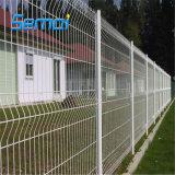 Preiswertes geschweißtes Metalldraht-Ineinander greifen-verbiegender Zaun für das Hochhaus Wohn