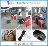 De Machine van de plastic Deklaag voor de Draad van het Metaal, PE pp van pvc de Nylon Machine van de Deklaag voor de Draad van het Ijzer