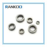 La norme DIN 6797 dents internes de la rondelle de blocage dentelée en acier inoxydable