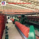 PE Mesh Bag Weaving Machine для Vegetable Bags
