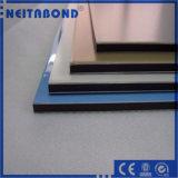 Оболочка алюминиевых композитных панелей с ПВДФ покрытие