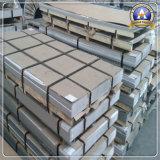 Preço de fábrica laminado da folha 321 do aço inoxidável de Tisco da fonte