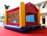 De commerciële Uitsmijter van het Kasteel van het Huis van de Sprong Opblaasbare voor Peuters Chb722