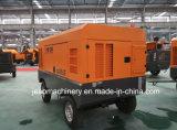 Beste Prijs 550cfm de Draagbare Diesel van de Schroef Compressor van de Lucht voor de Steengroeve van de Mijnbouw