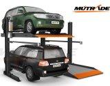 Pfosten-Auto-Heber-Parken des Fahrzeug-Aufzug-Tisch-hydraulisches Ablagefach-2