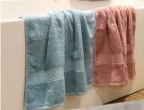 120g высокого качества 100% хлопок белой поверхности полотенце отель