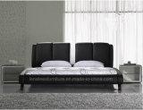Самомоднейшая кровать мебели Китая мебели Ck007
