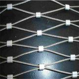 高品質のステンレス鋼ケーブルの網の工場価格