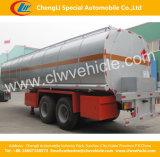 2 tanque do distribuidor do asfalto de Alxes 10cbm