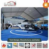 판매를 위한 큰 사용된 방수 휴대용 항공기 격납고 천막