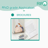De alta calidad impermeable de polipropileno recubierto de papel sintético para HP Indigo