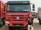 Sinotruk HOWO 375HPのダンプカートラック