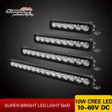 Los corchetes de 20 pulgadas 120W tres escogen la barra ligera de la fila LED