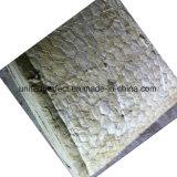 金網が付いている建築材の絶縁体のRockwool毛布