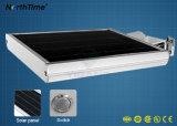 Réverbère solaire économiseur d'énergie extérieur de la qualité IP65 DEL