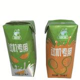 Caixas de embalagem assépticas do leite da caixa da caixa do pacote do leite da bebida do Uht