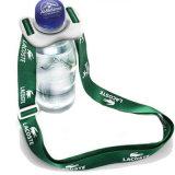 Рекламные трубчатые напечатано горловины строп предохранительного пояса Кожаные ремни Velcro Tag трафаретной печати