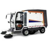 Hochleistungslithium-batteriebetriebene Straßen-Kehrmaschine