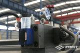 Máquina de dobra hidráulica do freio da imprensa do CNC com o controlador de Delem Da66t