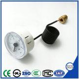 Медь мини-капиллярной трубки манометра давления манометра с высоким качеством