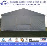 Grande tente de stockage en entrepôt de toit extérieur en aluminium