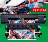 Impression sur papier avec du colorant Encre de la machine