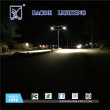 10m 120W Lithium Battery Solar Street Light