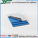 El mejor venta de panel compuesto de plástico de aluminio con pintura PVDF