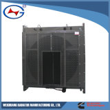 Radiador de aluminio del intercambio de calor del radiador del generador de Radidator del precio de fábrica Kta50-G8-2p-4